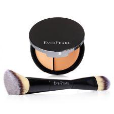 EVE PEARL  HD Dual Foundation mit Pinsel & Make-up Schwämmchen