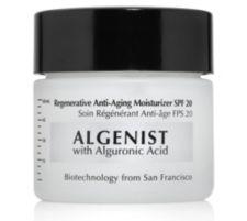 ALGENIST  regeneriende Anti-Aging Creme mit SPF 20 60ml