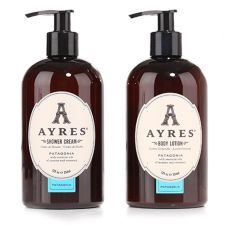 AYRES  PATAGONIA Shower Cream Body Lotion je 354ml