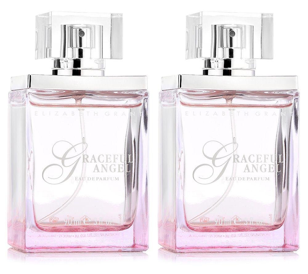 Angel Graceful 2x 90ml Grant De Parfum 1 Eau Elizabeth Page N0omnwv8