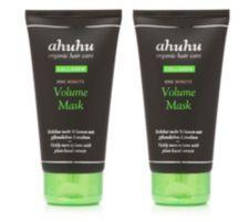 ahuhu organic hair care  One Minute Volume Up Volumenmaske 2x 150ml