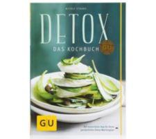 GU  Detox-das Kochbuch mit verschiedenen Rezepten rund um das Thema Detox
