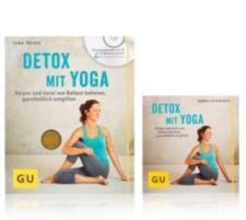 GU  Detox mit Yoga & CD Körper & Geist von Ballast befreien