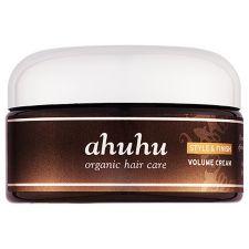 ahuhu organic hair care  Volumencreme 100ml