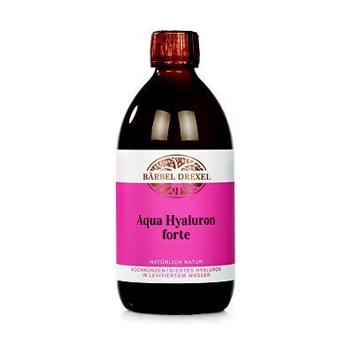 BÄRBEL DREXEL Aqua Hyaluron forte für mehr Hautfeuchtigkeit 500ml für 50 Tage Preisvergleich