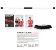 FLEXI SPORTS FLEXI-SPORTS Flexi-Bar 3 DVDs inkl. Tasche & Trainingsplan