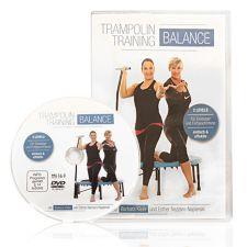 FLEXI SPORTS FLEXI-SPORTS DVD-Trampolin Balance-Training mit Barbara Klein 50min
