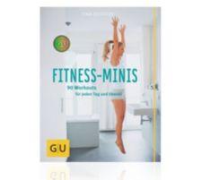 GU  Fitness-Minis Buch mit 90 Workouts für jeden Tag