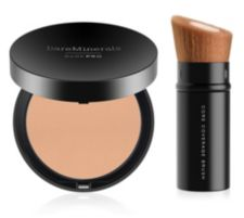 bareMinerals®  BAREPRO™ Performance Wear Kompakt-Foundation inkl. Pinsel