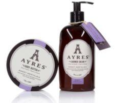 AYRES  SWEET NOSTALGIA Showercream 354ml & Bodybutter 208ml