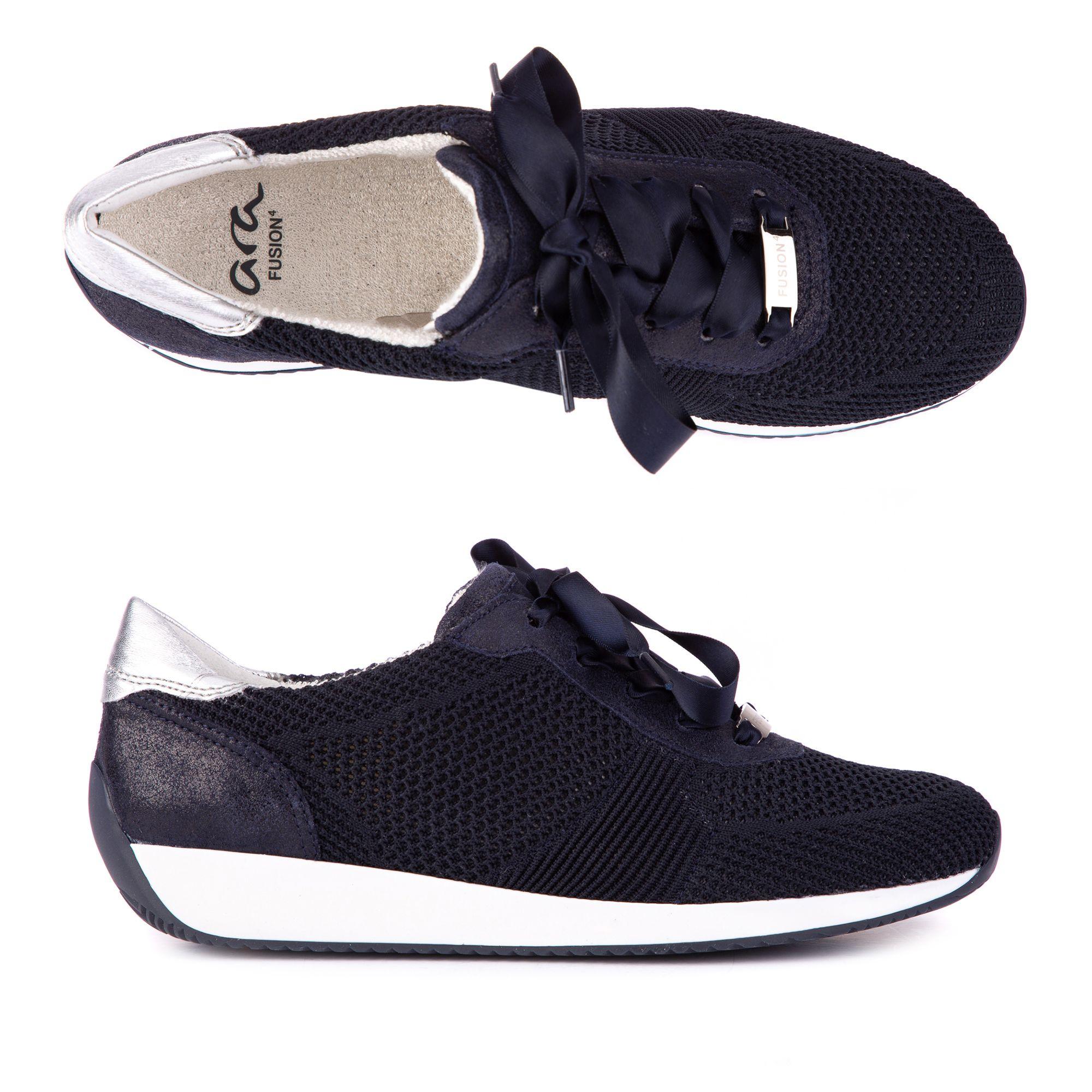 edc8e08a05b3 ARA Damen-Sneaker Lissabon Fusion 4 Austauschfußbett — QVC.de