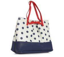 CAMOMILLA MILANO  Medium-Shopper Lederimitat herausnehmbare Innentasche