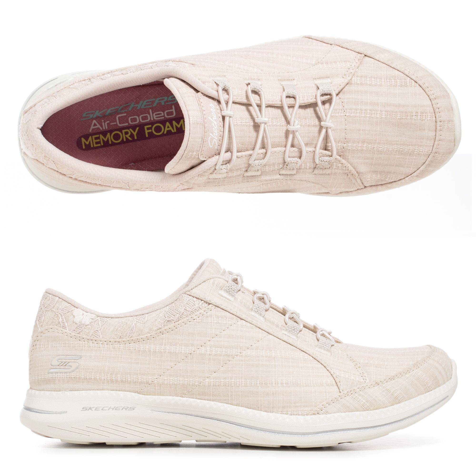 e6103bb699 SKECHERS Damen-Sneaker City Pro Glitzerdetails Memory Foam - Page 1 — QVC.de