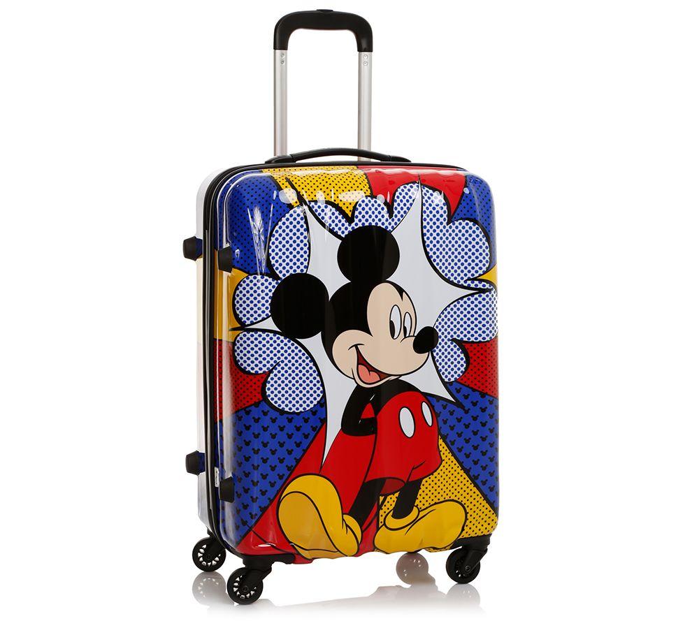 DISNEY Micky Maus & Minnie Maus Koffer Volumen: 62,5 Liter - Page 1 ...