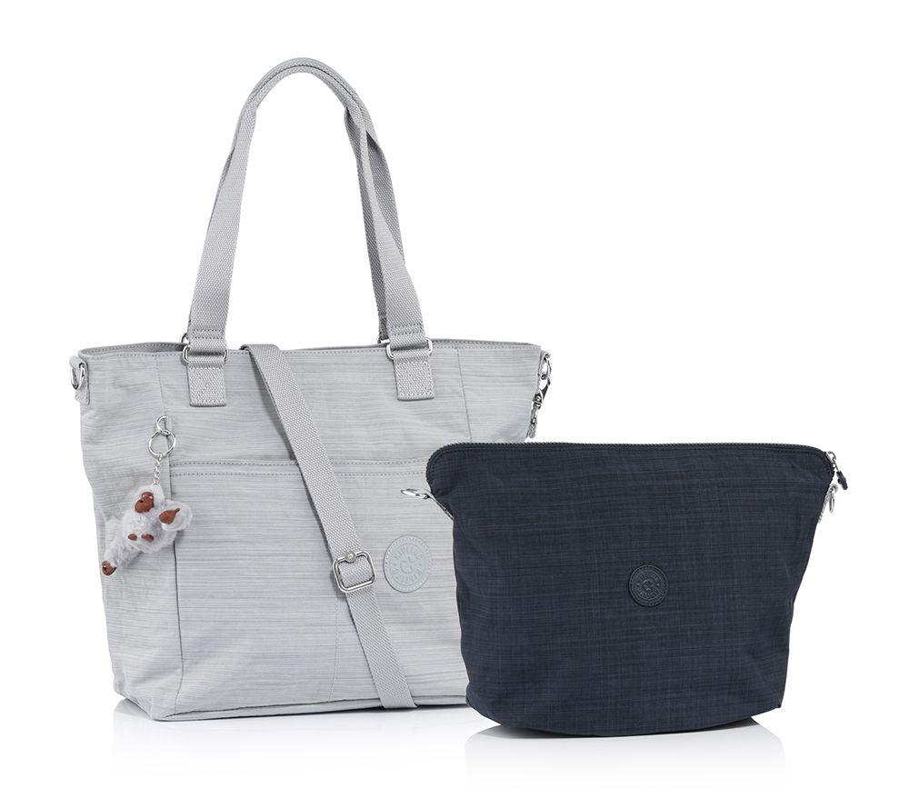 ecbf0921b0 KIPLING® Shopper Audria herausnehmbare Tasche Set, 2tlg. - Page 1 — QVC.de
