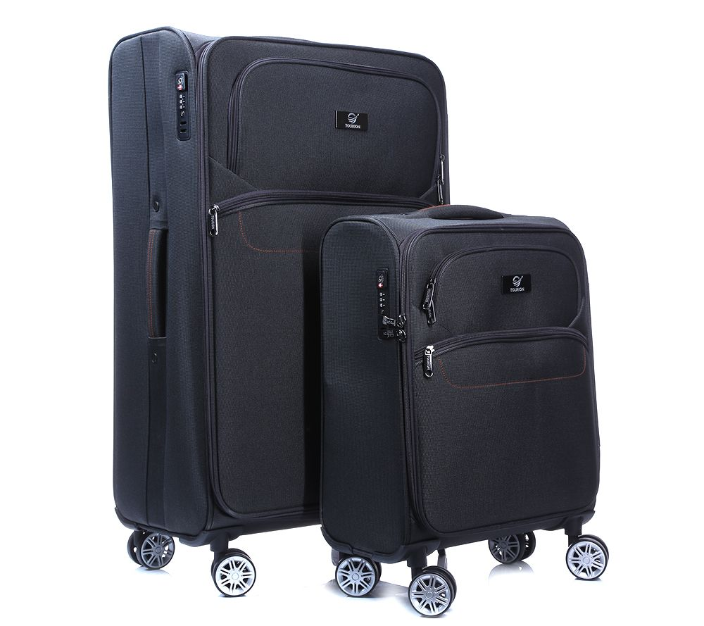 tourion premium class boardcase koffer 90l polyester set 2tlg page 1. Black Bedroom Furniture Sets. Home Design Ideas