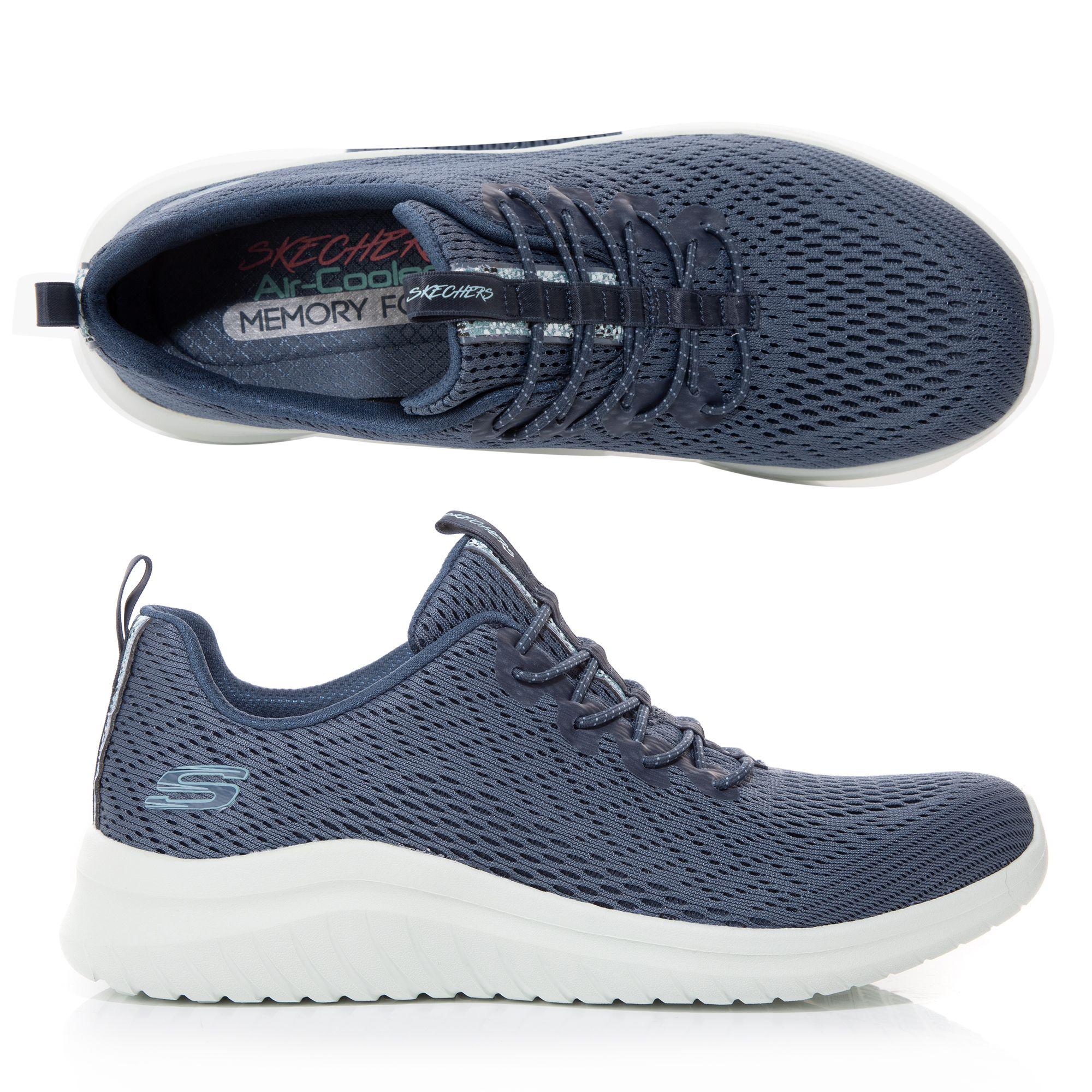 various colors cf8da 62c30 SKECHERS Damen-Sneaker Ultra Flex 2.0 Textil&Mesh Memory Foam — QVC.de