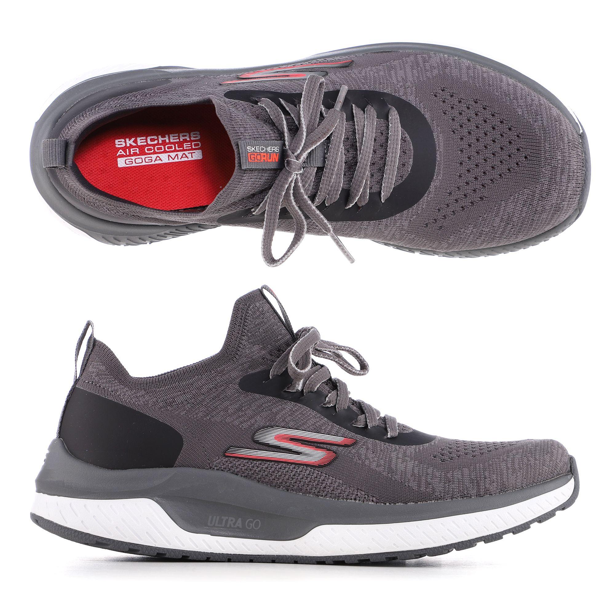 best sneakers a5d2a 5072d SKECHERS Damen-Sneaker Go Run Steady Textil GoGa Mat Technologie — QVC.de