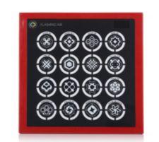 FLASHPAD AIR  Geschicklichkeits- Reaktionsspiel ca. 24x24x1,8cm ab 3 Jahren