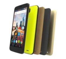 ARCHOS  13,97cm Smartphone Quad-Core, 16GB 1GB RAM, LTE 4 Wendecover 55 Helium 4seasons