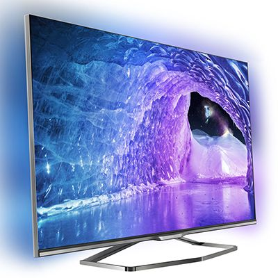 philips ambilight 3d smart tv mit kabellosem subwoofer 800hz 3j garantie page 1. Black Bedroom Furniture Sets. Home Design Ideas