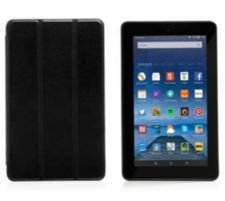 AMAZON  Fire 17,7cm Tablet PC Quad-Core, 16GB 1GB RAM, inkl. Schutzhülle & DVD Fire