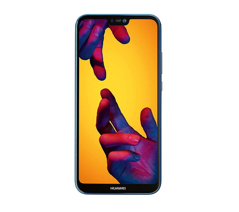 HUAWEI P20 Lite 14,8cm Smartphone 64GB, 4GB RAM Dual-SIM, Dual-Cam — QVC de