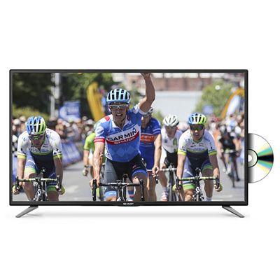SHARP 60cm LCD Smart TV integr. DVD-Player HD Ready HD Triple Tuner LC-24DHG6132E Preisvergleich