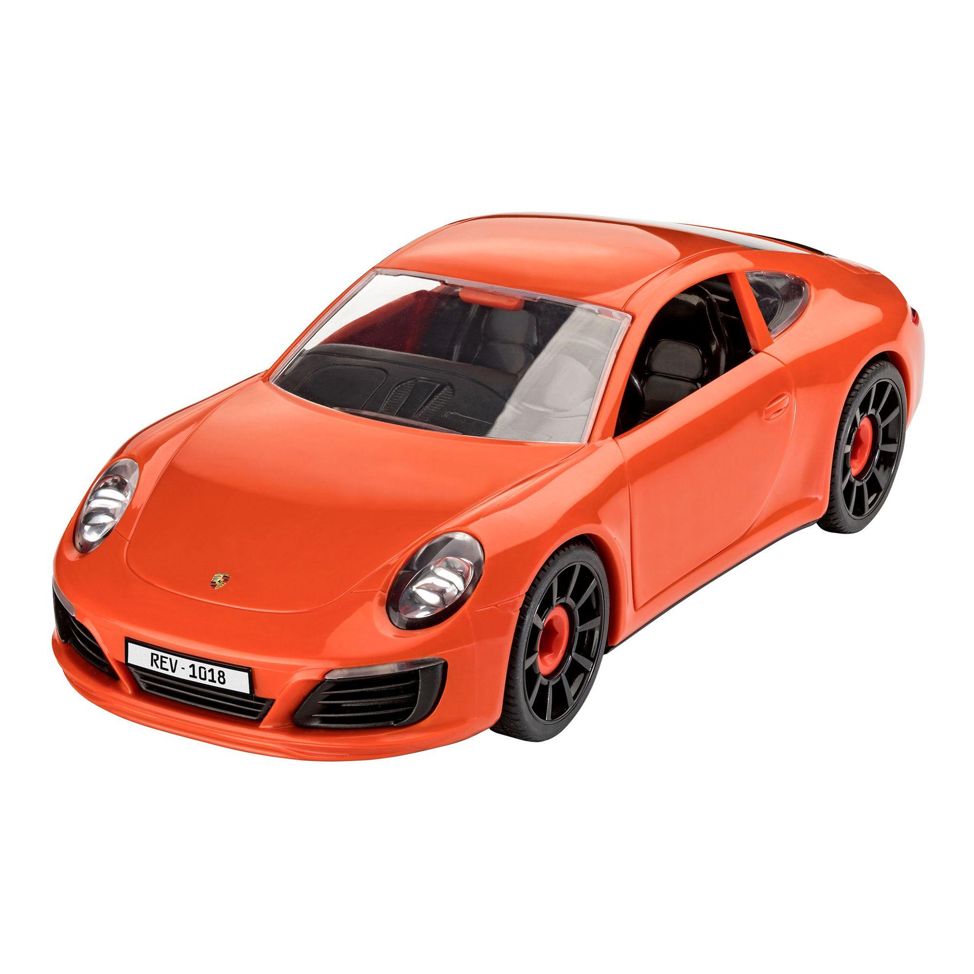 Revell Weihnachtskalender.Revell Junior Kit Porsche 911 Adventskalender Ab 4 Jahren Qvc De
