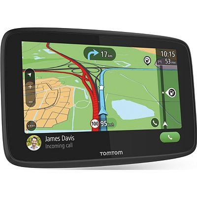 TOMTOM Navigationssystem Europa Kartenmaterial kostenlose Updates über WiFi möglich GO Ess Preisvergleich