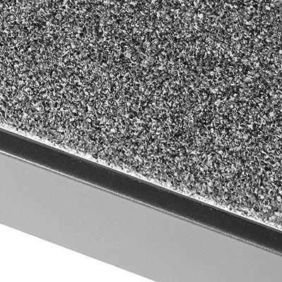 Hartman Gartentisch Gibraltar Spraystoneplatte 160x100cm Hohe 74cm