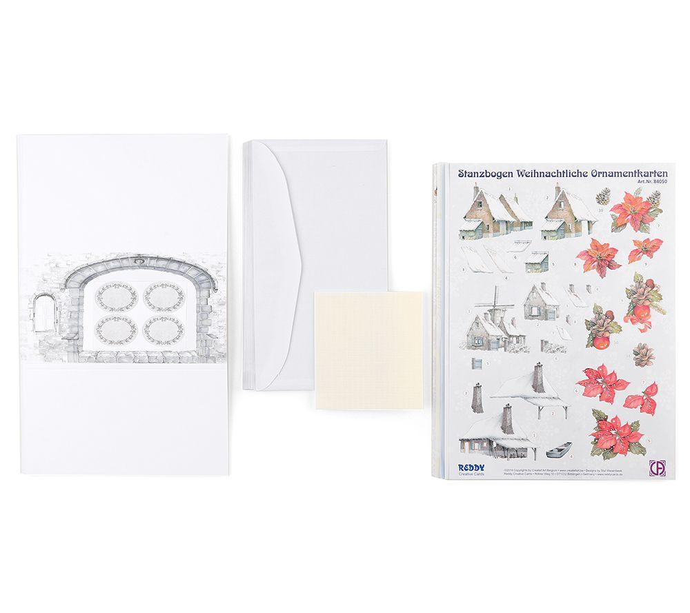 reddy gru karten weihnachtliche torbogenkarten 3d motive. Black Bedroom Furniture Sets. Home Design Ideas