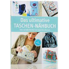 Kreativbuch Ultimative Taschen Nähbuch 144 Seiten Hardcover