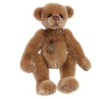 CHARLIE BEARS®  Mohair Bär Snippet H. ca. 17cm limitiert 2.000 Stück