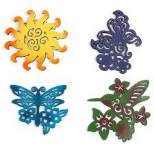 Tür-Motive für Fliegenvorhänge Magnethalter 4 Stück