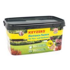 KEYZERS ® Zierrasensamen für Neu- & Nachsaat 1.000g