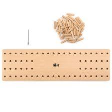 PRYM  Loom-Set Holzstifte & Wollnadel 52-tlg.