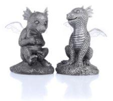SOLITHIA  Serie Mystique Drachen inkl. Leuchtflügel 2 Stück