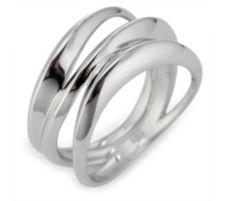 CALEA  Silberkollektion Ring poliert Silber 925