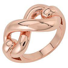 Roberto by RFM 'L'Infinito' Ring poliert Designschmuck