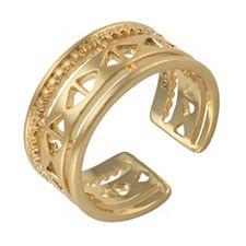 PILGRIM Schmuckkollektion Ring Hippie-Style Designschmuck