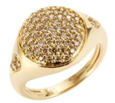 ARGYLE  Ring 63 Brillanten zus.ca.0,75ct Gold 585