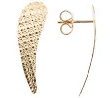 GOLDRAUSCH  Gold 585 Ohrstecker poliert/ diamantiert mind. 2,20g