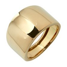 GOLDRAUSCH Ring poliert mindestens 4g Gold 585