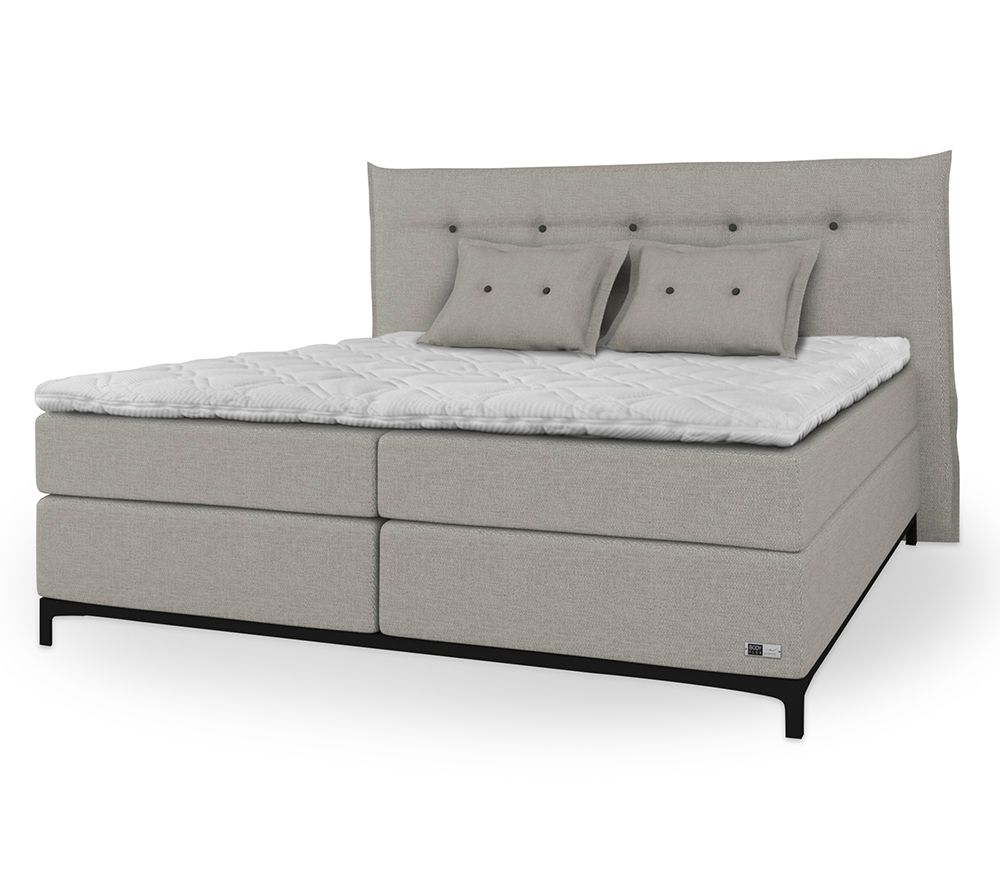 bodyflex boxspring bett trendline serie classic latex topper inkl dekokissen page 1. Black Bedroom Furniture Sets. Home Design Ideas