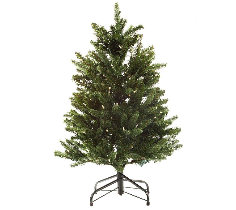 LUMIDA Xmas Santa`s Best Weihnachtsbaum 7 Funktionen inkl ...