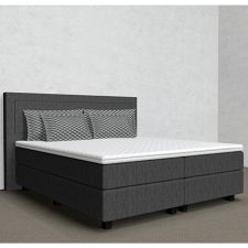 BODYFLEX BOXSPRING  Bett Mailand Serie Deluxe Multitaschen- federkern