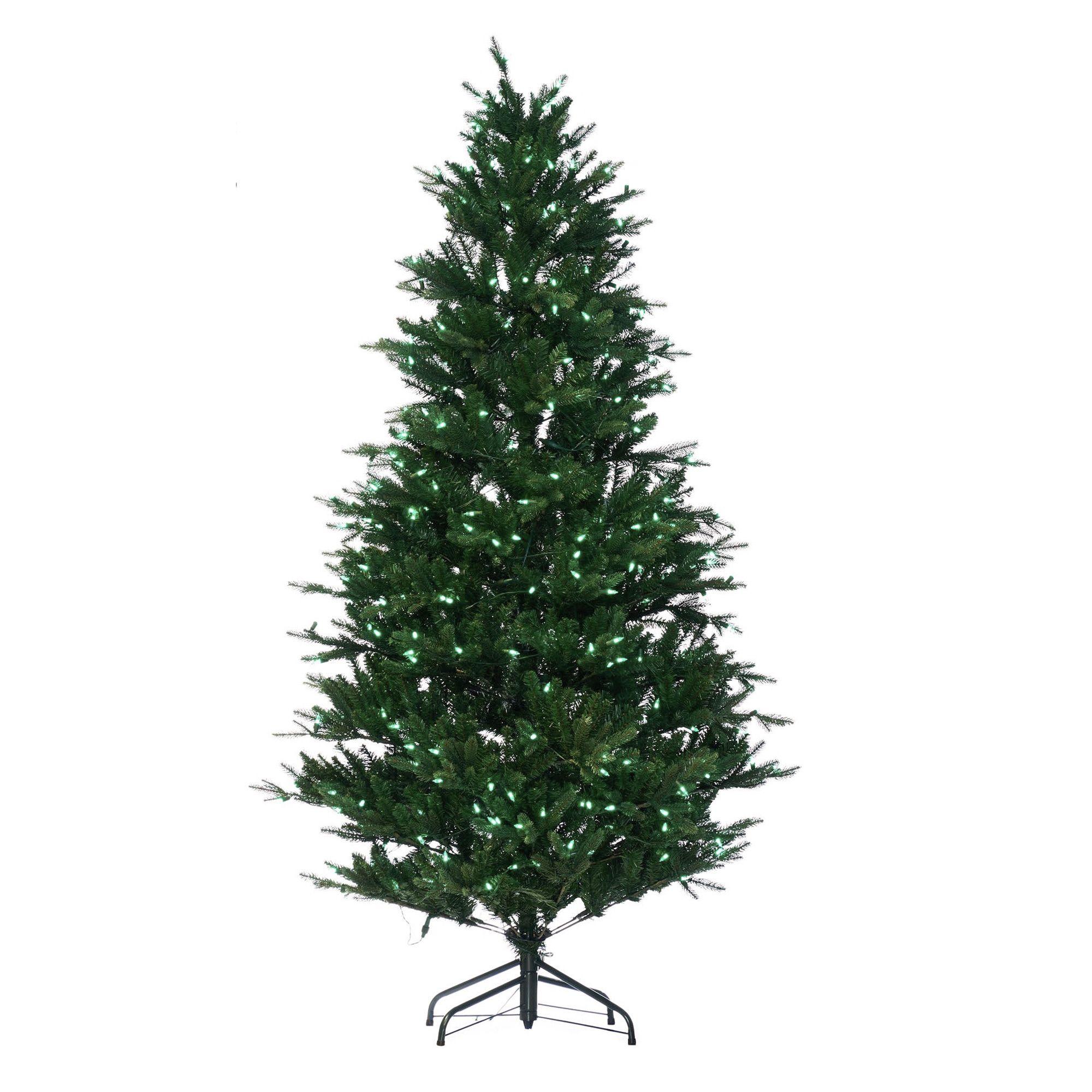 Künstlicher Weihnachtsbaum Mit Beleuchtung 45 Cm.Santa S Best Weihnachtsbaum Starry Lights Inkl Fernbedienung