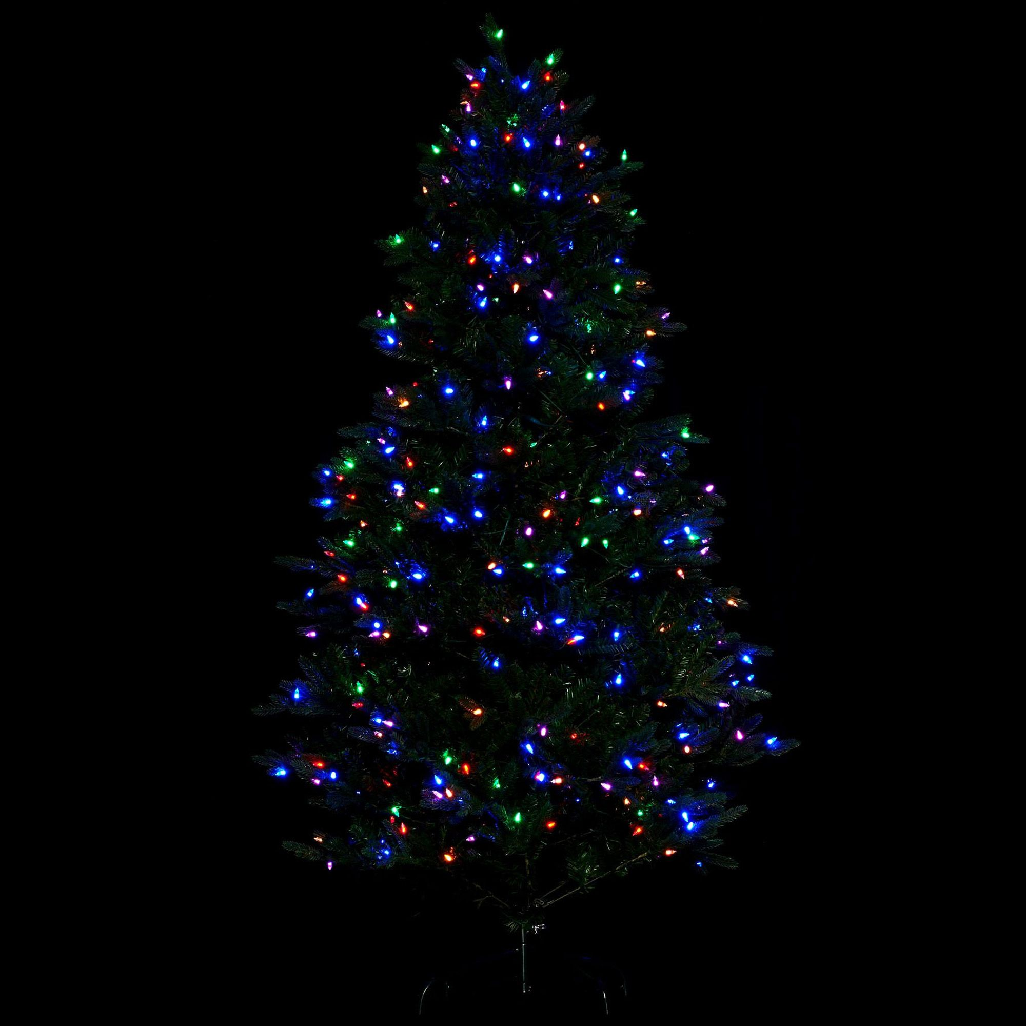 santa s best weihnachtsbaum starry lights inkl. Black Bedroom Furniture Sets. Home Design Ideas