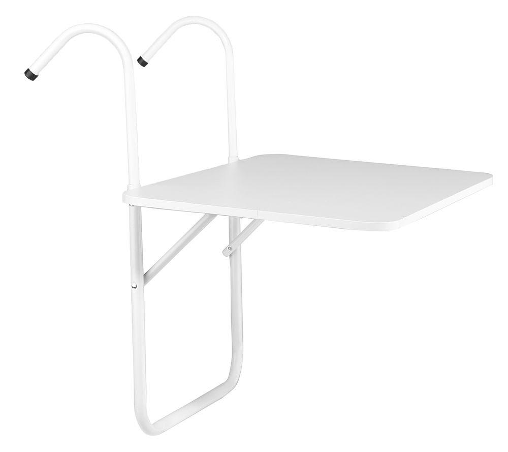 Belsedia Balkon Tisch Klappbar Ca 60x40cm Page 1 Qvc De